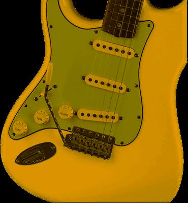 Left handed American Original '60s Stratocaster