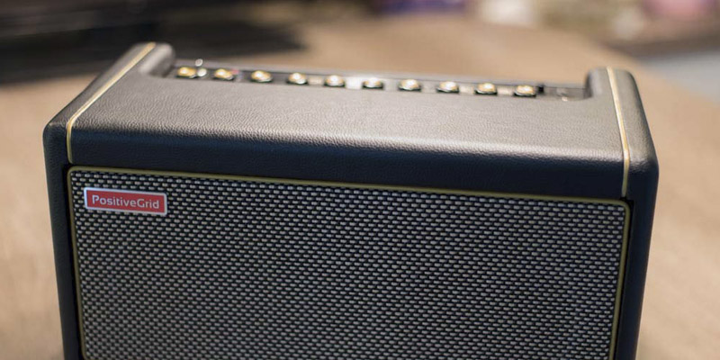 Positive Grid Spark Review – Is It The Best Guitar Practice Amp?