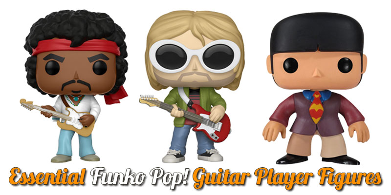 23 Essential Funko Pop Guitar Player Figures – Who's Your Favorite?