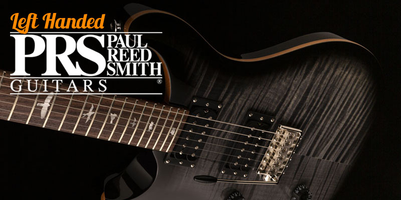 Left Handed PRS Guitars 2020 – Can I Get One? They're Beautiful!