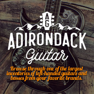 Adirondack Guitar advert