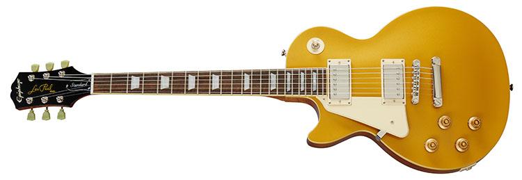 Left Handed Epiphone Guitars - Les Paul Standard 50s