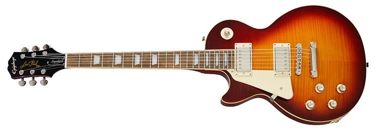 Left Handed Epiphone Guitars - Les Paul Standard 60s