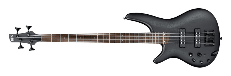 Left handed Ibanez Guitars - SR300EBL bass guitar