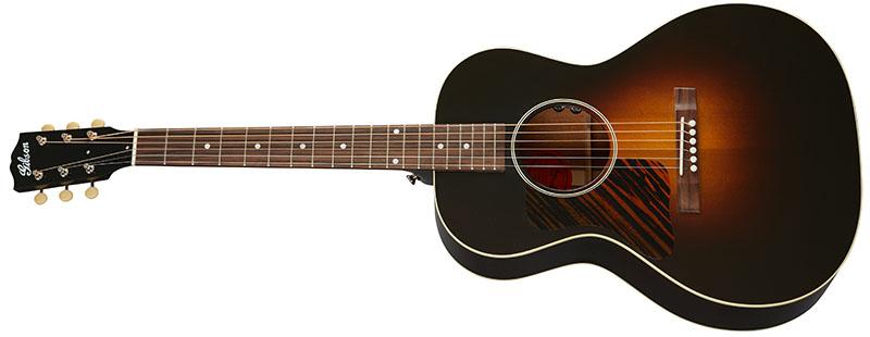 Left Handed Gibson Acoustic Guitars - L-00 Original (Vintage Sunburst)