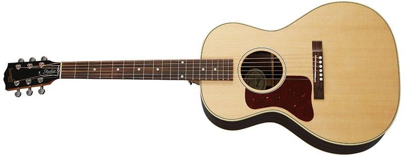 Left Handed Gibson Acoustic Guitars - L-00 Studio Rosewood (Antique Natural)