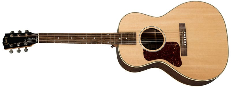 Left Handed Gibson Acoustic Guitars - L-00 Studio Walnut (Antique Natural)