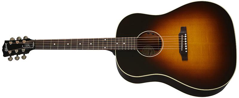 Left Handed Gibson Acoustic Guitars - Slash J-45 (November Burst)