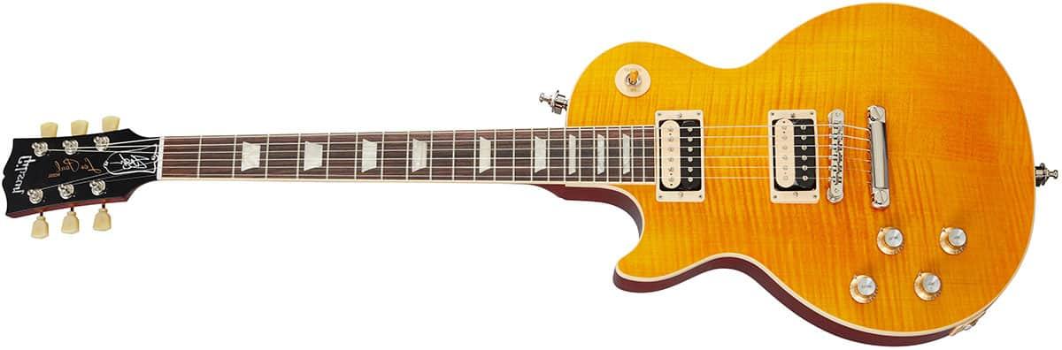 Left Handed Gibson Guitars - Slash Les Paul Standard (Appetite Burst)