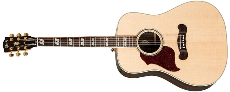 Left Handed Gibson Acoustic Guitars - Songwriter Standard Rosewood (Antique Natural)