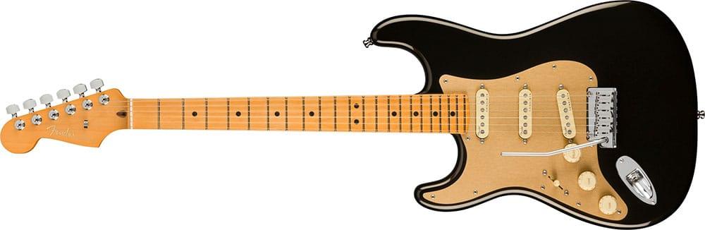 Left Handed Fender Guitars - American Ultra Stratocaster (Texas Tea)